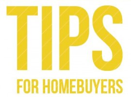Tips for Home Buyers - Home Inspection Edition