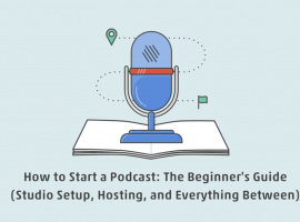 First Time Podcaster Guide