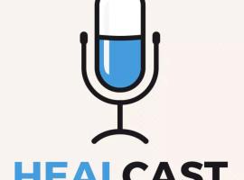4 Premium Podcast Logos