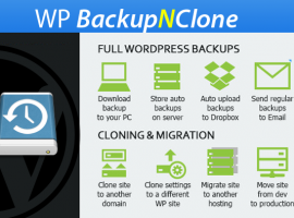 WP Backup & Clone  Reseller Rights