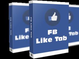 FB Like Tab Plugin